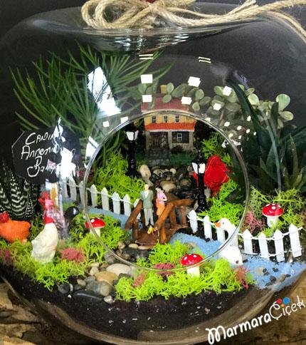 Annemin Bahçesi
