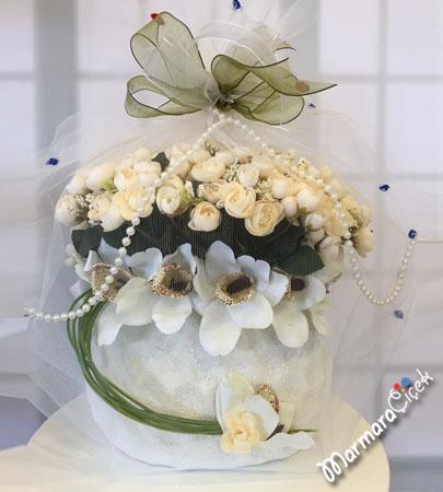 Mini Güller ve Simpityum Orkide