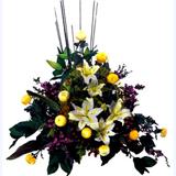 Kesme Çiçek Aranjmaný
