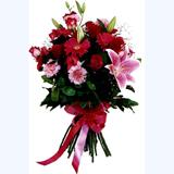 Karýþýk Kesme Çiçek Buketi