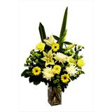 Sarý Çiçeklerden Buket
