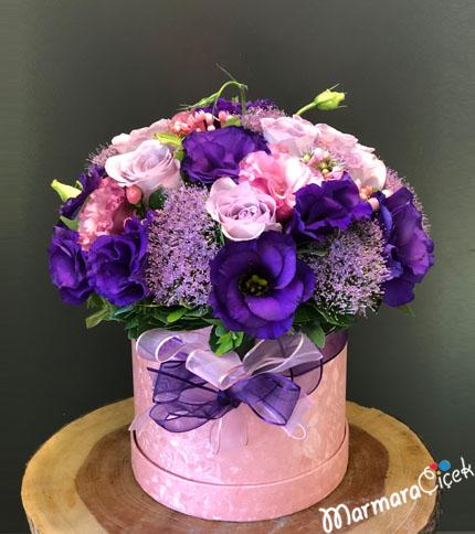 Rengarenk Çiçeklerim
