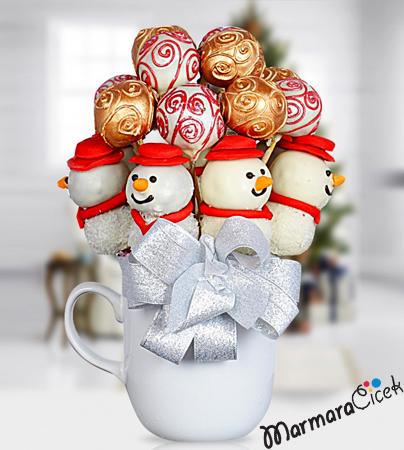 Snowmen Yýlbaþý Hediyesi