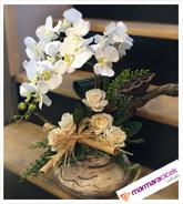 Canlý ve Yapay Çiçek