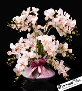 Yapay Pembe Orkideler