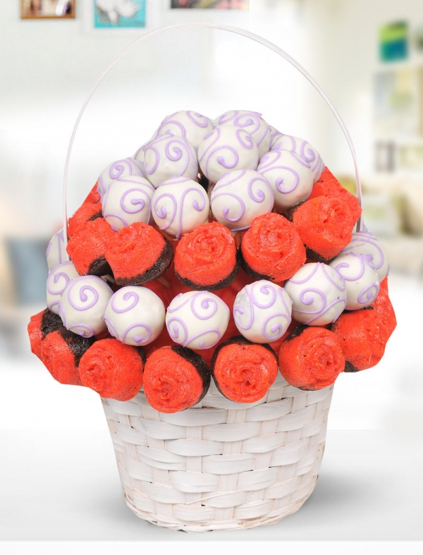 Candy Kek Sepeti