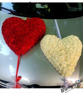 Büyük Kalp Süsleme