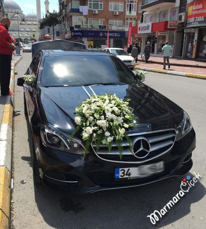 Mercedes Gelin Arabasý