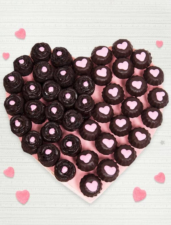Pink Cookies Kek Sepeti